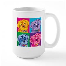 Yorky Yorkshire Terrier art Mug