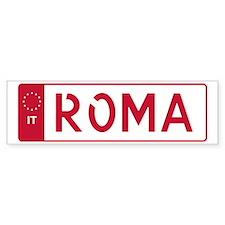 Rome Bumper Bumper Sticker