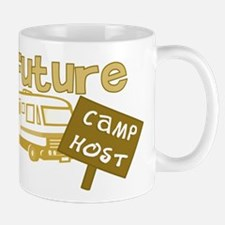 Future Camp Host Mug