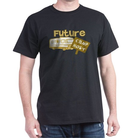 Future Camp Host Dark T-Shirt