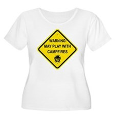 Play With Campfires T-Shirt