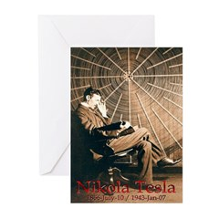 Tesla-3 Greeting Cards (Pk of 20)