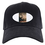 Tesla-3 Black Cap