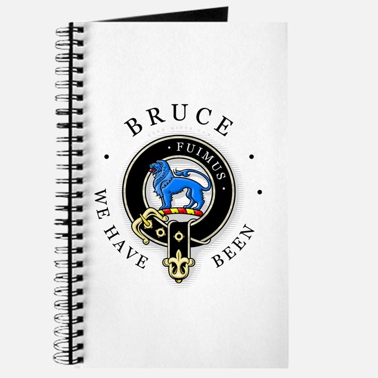 Clan Bruce Journal