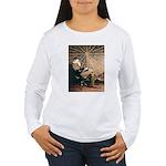 Tesla-3 Women's Long Sleeve T-Shirt
