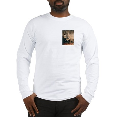 Tesla-3 Long Sleeve T-Shirt