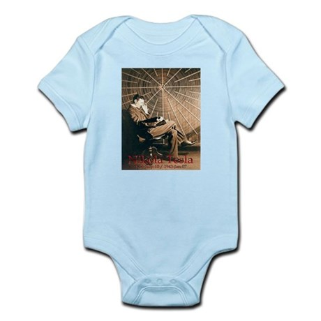 Tesla-3 Infant Bodysuit