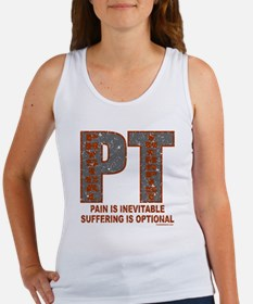 PHYSICAL THERAPIST Women's Tank Top