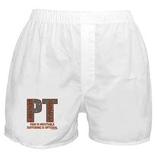 PHYSICAL THERAPIST Boxer Shorts