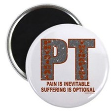 "PHYSICAL THERAPIST 2.25"" Magnet (10 pack)"