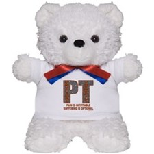 PHYSICAL THERAPIST Teddy Bear