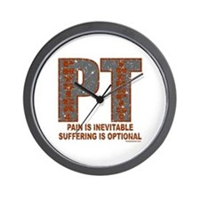 PHYSICAL THERAPIST Wall Clock