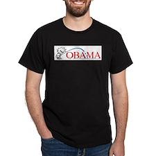 Piss on Obama T-Shirt