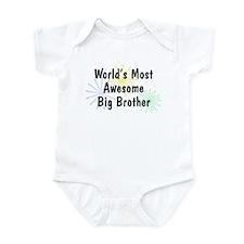 MA Big Brother Onesie