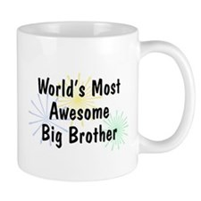 MA Big Brother Small Mug