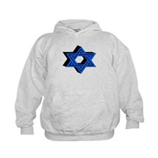 ISREAL STAR OF DAVID BABY CLOTHES Hoodie