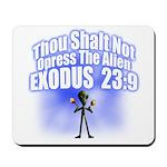 Exodus Mousepad