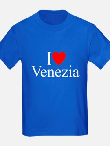 """I Love (Heart) Venezia"" T"