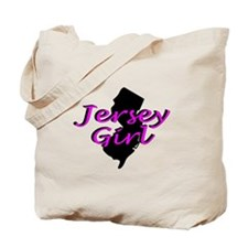 JERSEY GIRL SHIRT BABY CLOTHES BIB ONSIE GIFT Tote