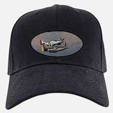 P-51 Mustang formation Baseball Hat