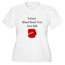 Blood Bank Tech T-Shirt