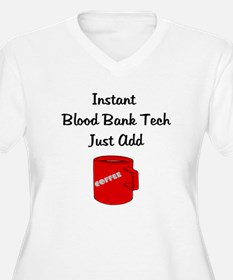 Blood Bank Tech T-Shirt