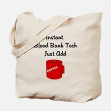 Blood Bank Tech Tote Bag