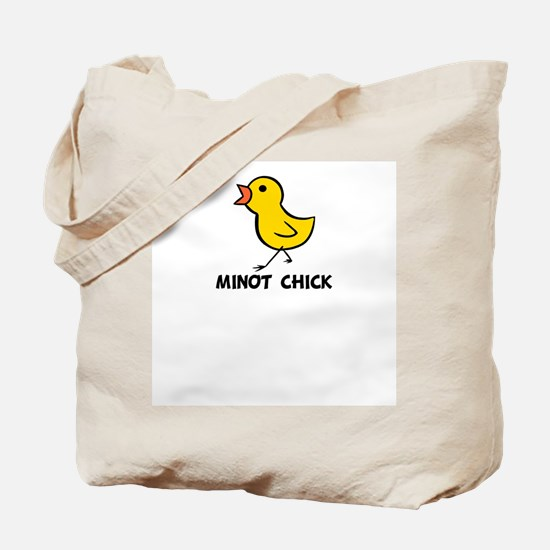 Minot Chick Tote Bag