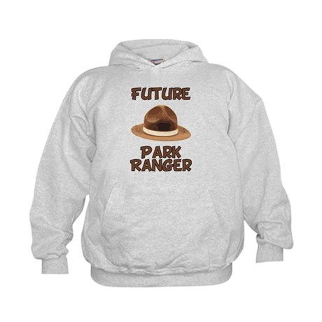 Future Park Ranger Kids Hoodie