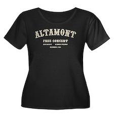 altamont free concert T