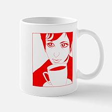 Funny Geek girl soup Mug