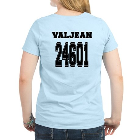 Valjean halfback Women's Light T-Shirt