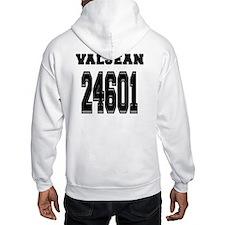 Valjean halfback Hoodie Sweatshirt
