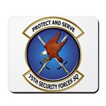 75th Security Forces SQ Mousepad