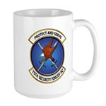75th Security Forces SQ Large Mug