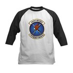 75th Security Forces SQ Kids Baseball Jersey