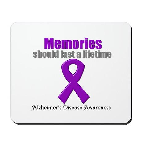 Alzheimer's Memories Mousepad