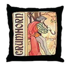 Crumhorn Pillow