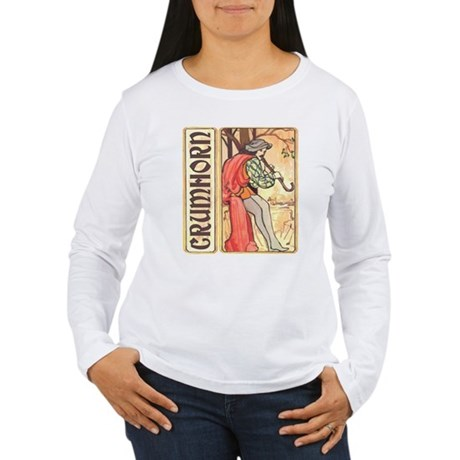 Crumhorn Women's Long Sleeve T-Shirt