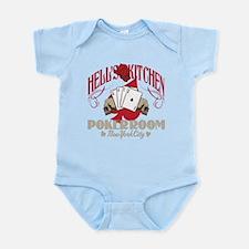 Hell's Kitchen Poker Infant Bodysuit