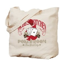 Hell's Kitchen Poker Tote Bag