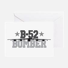 B-52 Aviation Greeting Card