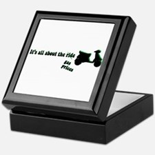 All About The Gas Keepsake Box