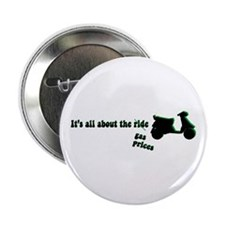 """All About The Gas 2.25"""" Button"""
