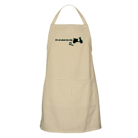 All About The Gas BBQ Apron