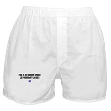 Chance to Remember the 60s Boxer Shorts
