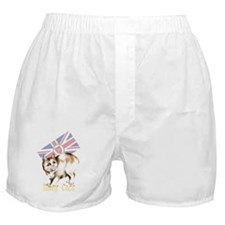 Manx Cats Boxer Shorts
