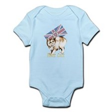 Manx Cats Infant Bodysuit