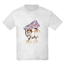 Manx Cats T-Shirt