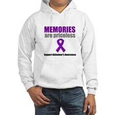 Alzheimer Priceless Hoodie
